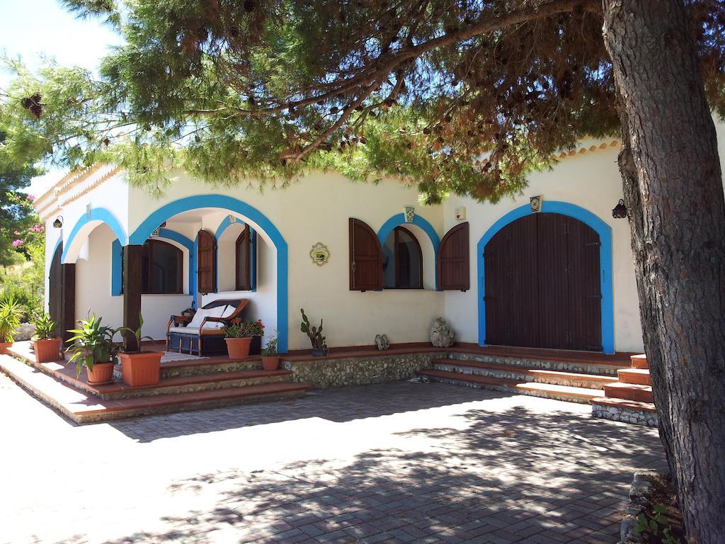 Villa Jamila Esterno