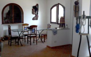 Villa Jamila Interno
