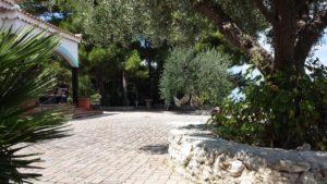 Villa Jamila Esterno Terrazzo