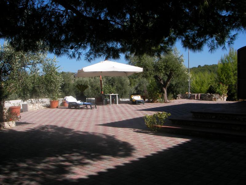 Villa Jamila Esterno Terrazza